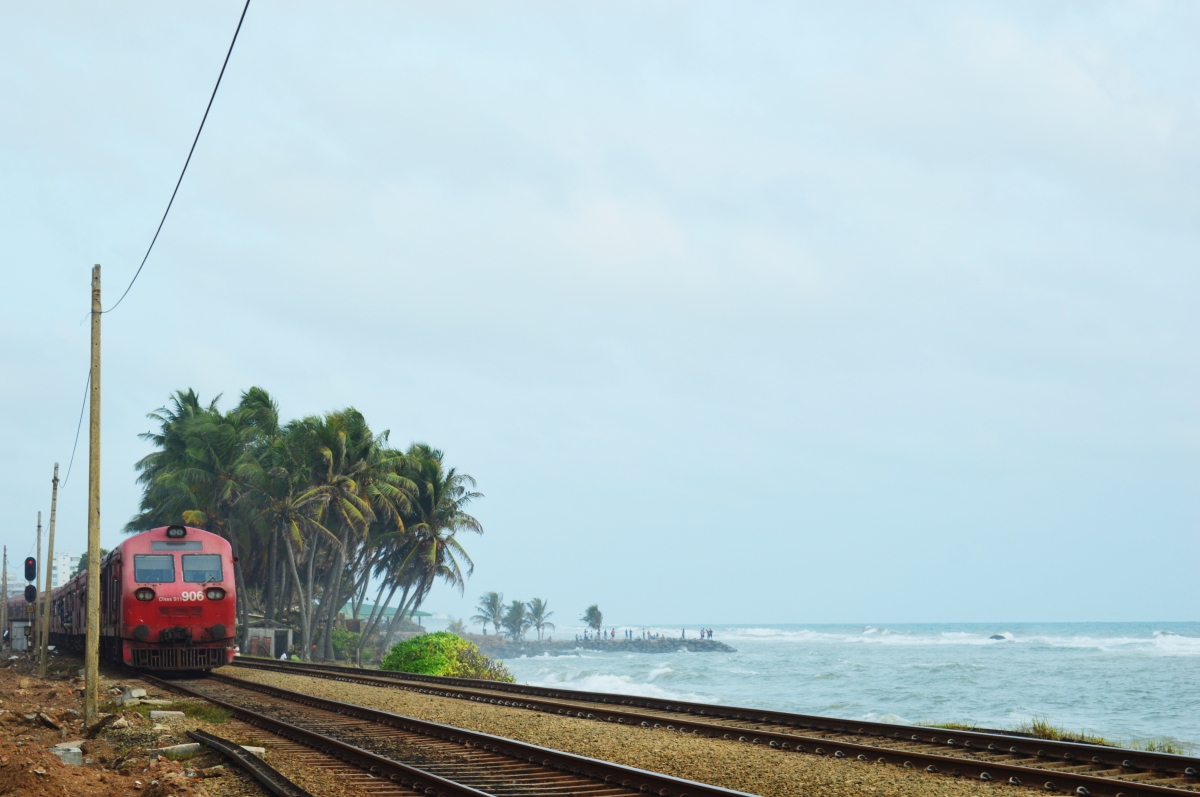 Why Train Is The Best Way To Travel