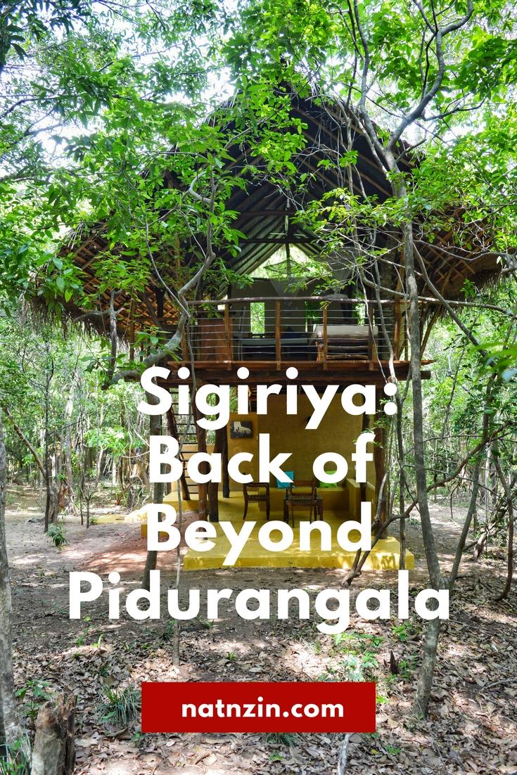 Sigiriya Back Of Beyond Pidurangala