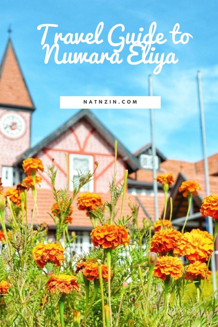 Travel Guide to Nuwara Eliya