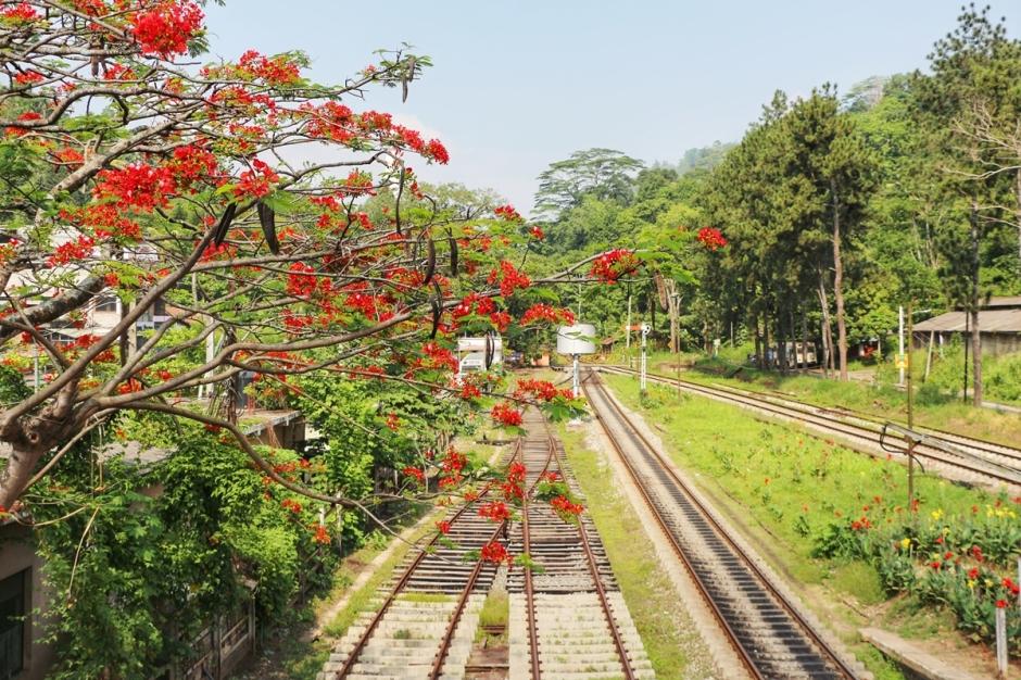 Railway Museum Kadugannawa