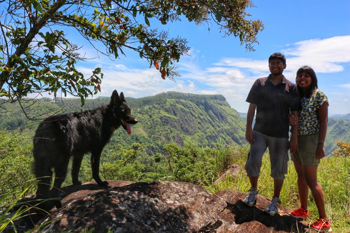 Hiking Amba Estate NatnZin