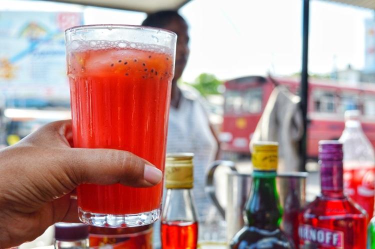 Street Food NatnZin Lanka