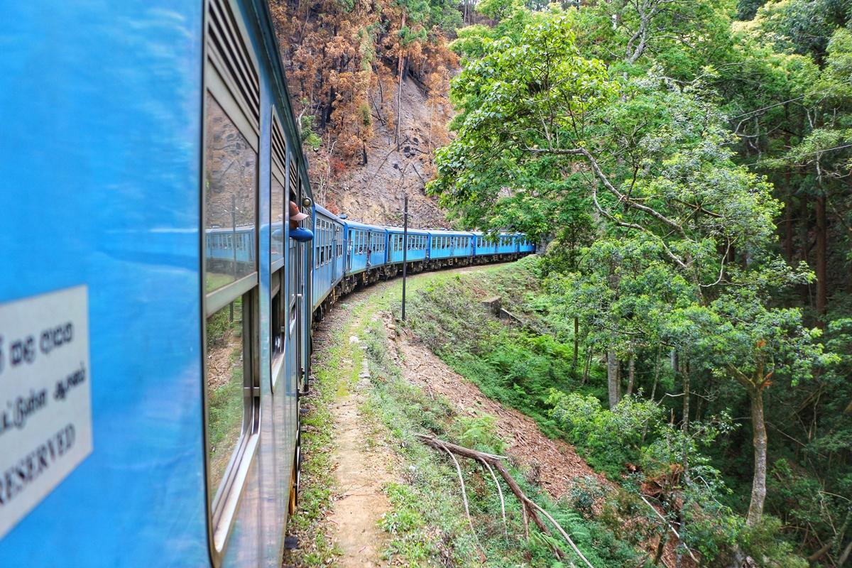 Blue Train Sri Lanka