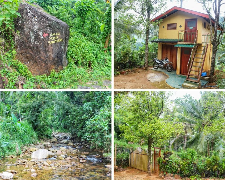 Deniyaya Sam Karina Airbnb