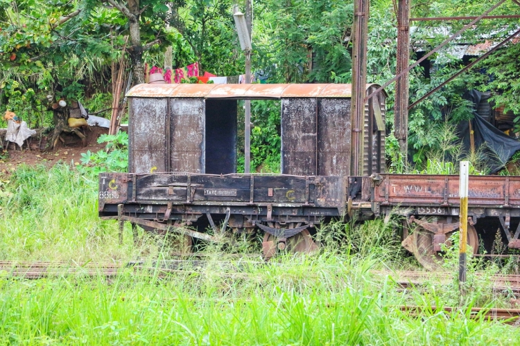 Old Train Sri Lanka