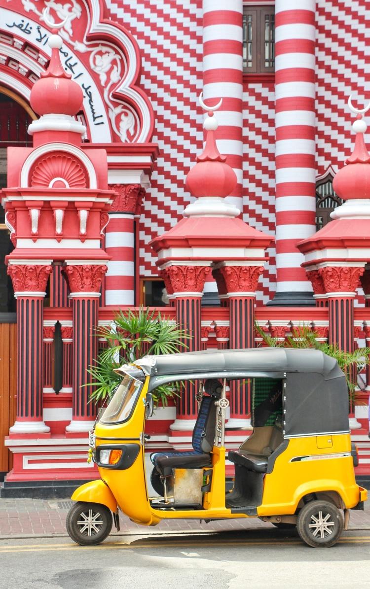 Colombo Red Mosque NatnZin