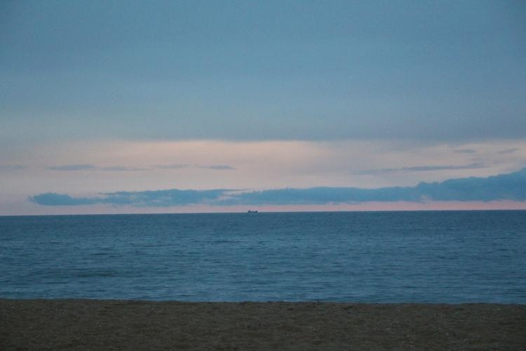 Sunset Colombo Beach NatnZin