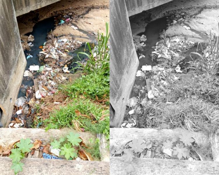 Pollution Mirissa NatnZin