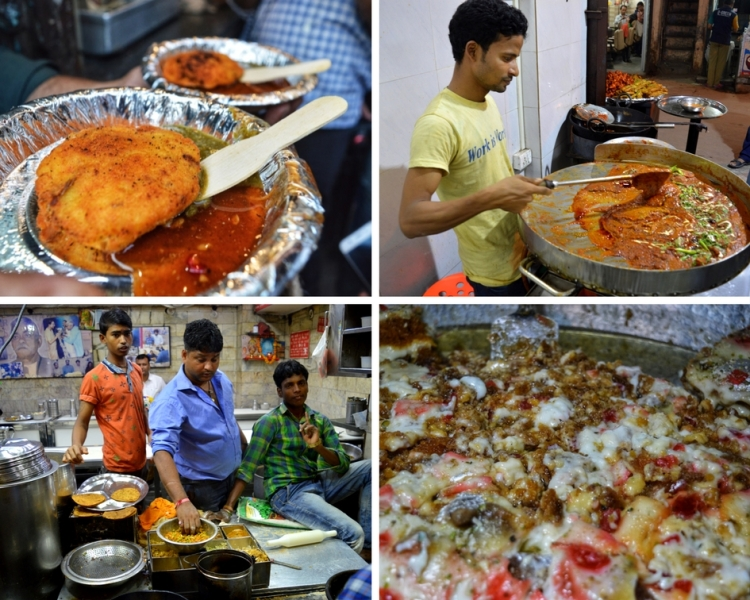 Aloo Chaat Old Delhi