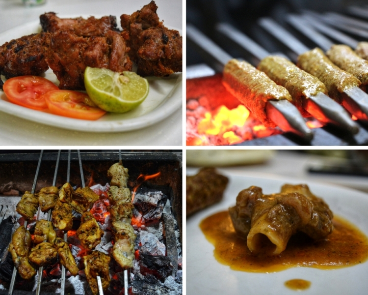 Karim's Old Delhi Food