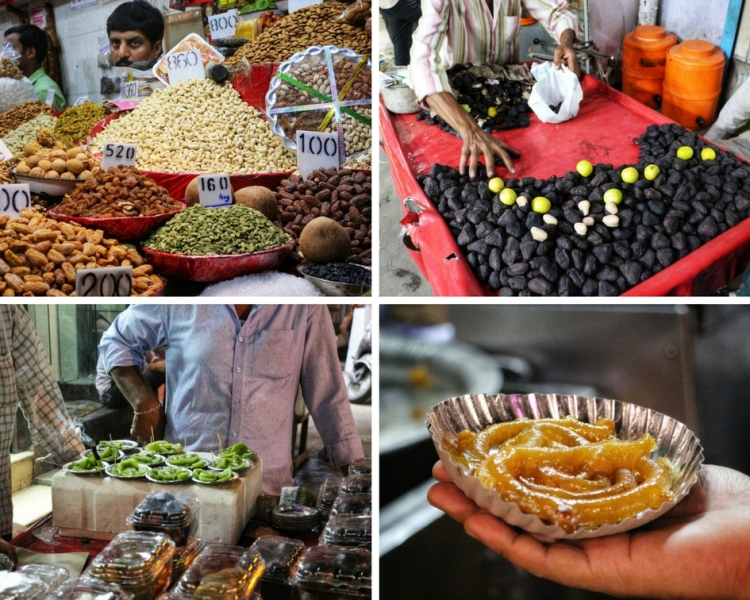Old Delhi Food NatnZin