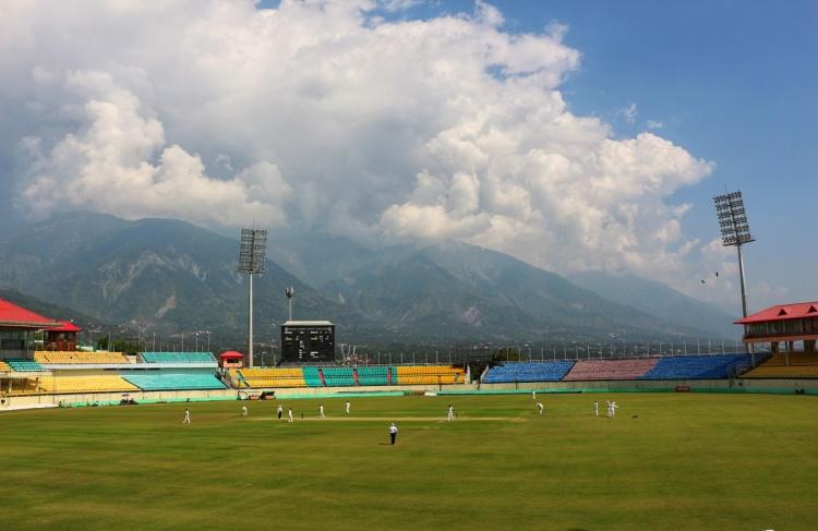 Cricket Ground Daramsala