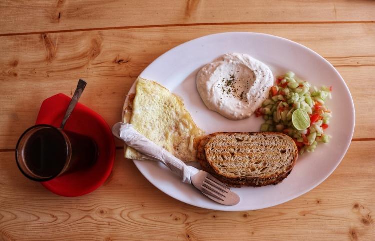 Israeli Breakfast Dharamsala