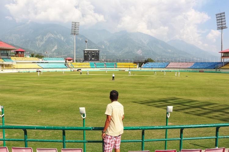 NatnZin Dharamshala Cricket Ground