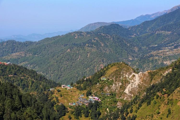 Snow Mountains Dharamkot