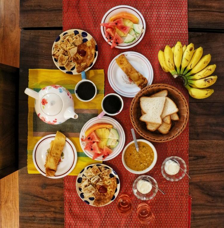 Sri-Lanka Breakfast NatnZin