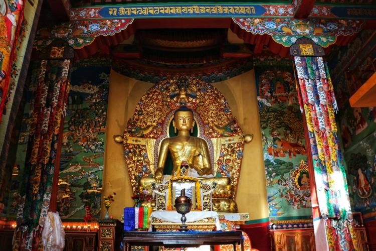 Tibetan Buddhism NatnZin